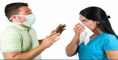penyakit bisa saja menular melalui udara