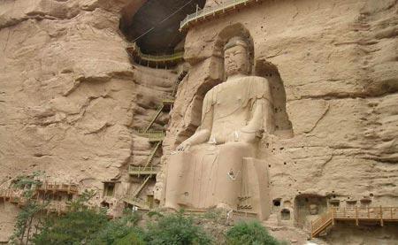 The Matreiya Buddha