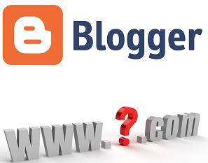 custom domain blogger