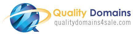 Quality Domains 4 Sale Logo