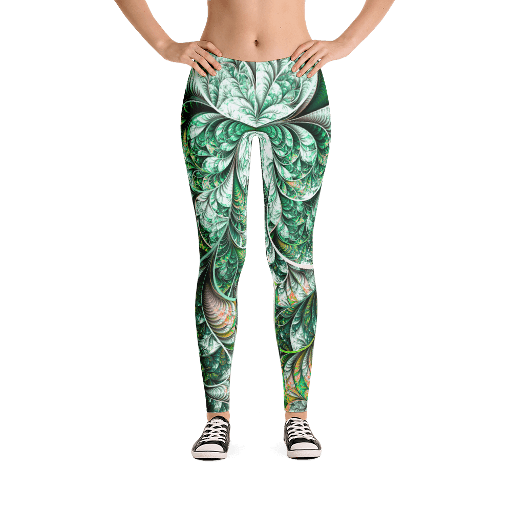 Lifebloom Apparel – Welcome To The Jungle – Leggings