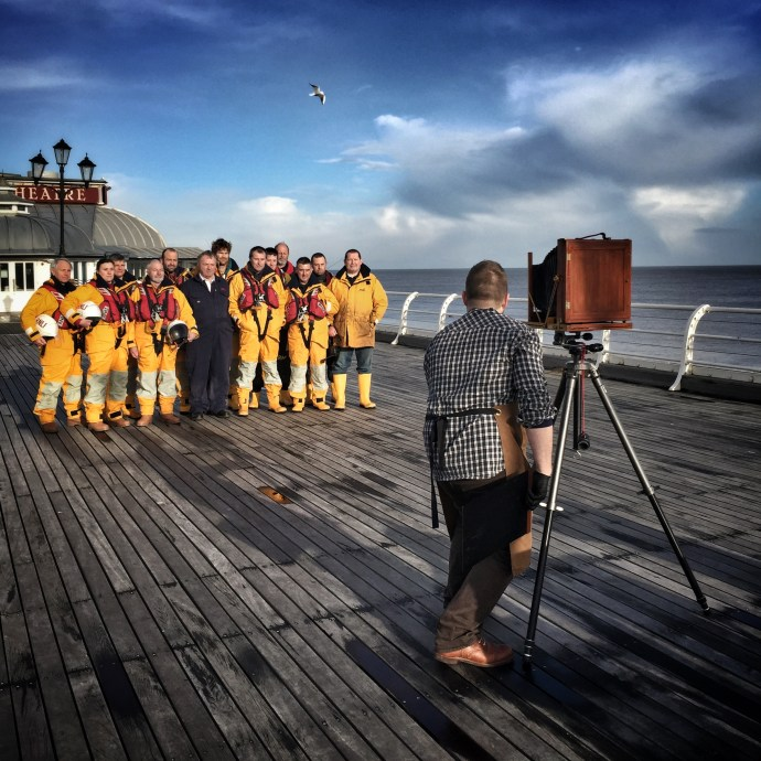 The Lifeboat Station Project on Cromer Pier by Jack Lowe