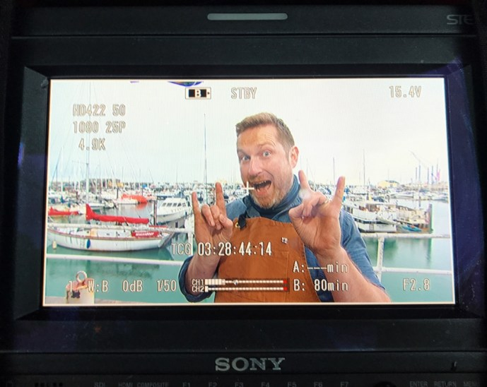 Jack Lowe, creator of The Lifeboat Station Project will be appearing on the BBC The One Show on Friday 3rd May 2019