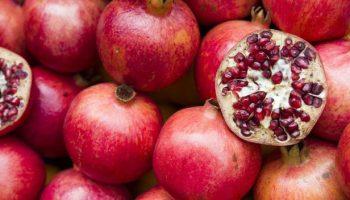 石榴4大好處和營養