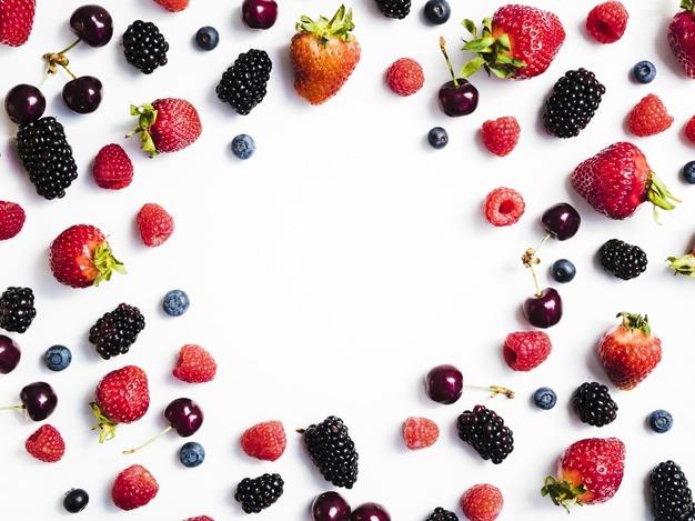 極高膳食纖維 - 莓
