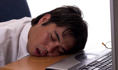 睡覺流口水的6個原因