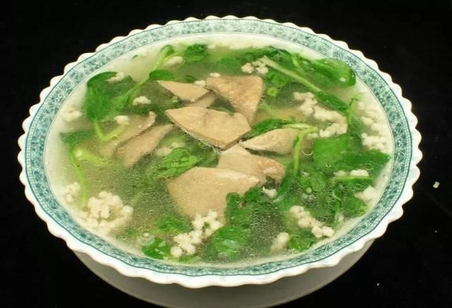 絲瓜韭菜豬肝湯食譜做法