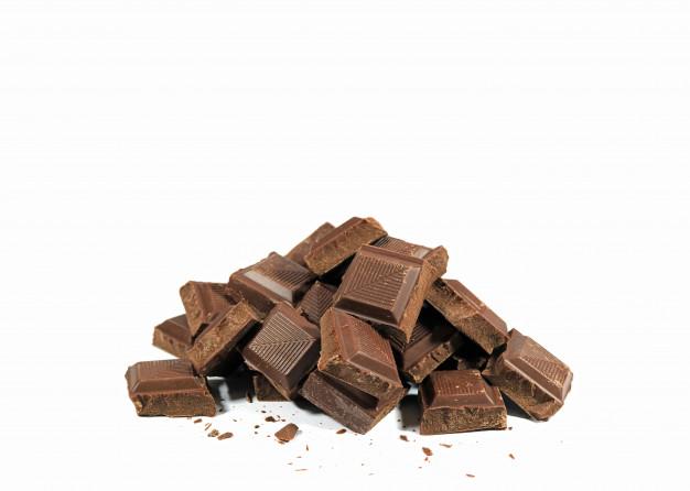 狗狗吃了會中毒的7種常見食物!-巧克力(咖啡鹼中毒)