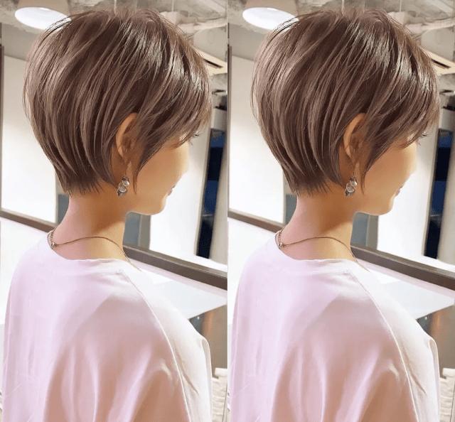 短髮造型|17款修飾頭型、還瘦臉的短髮
