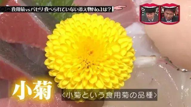 日本料理中5個能吃的點綴伴碟-小菊