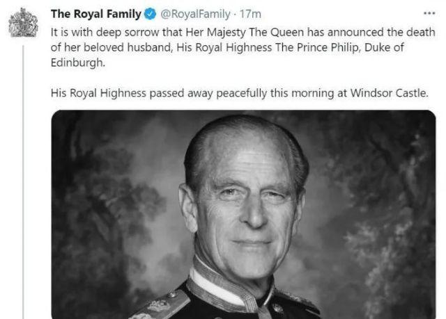菲利普親王(Prince Philip, The Duke of Edinburgh)