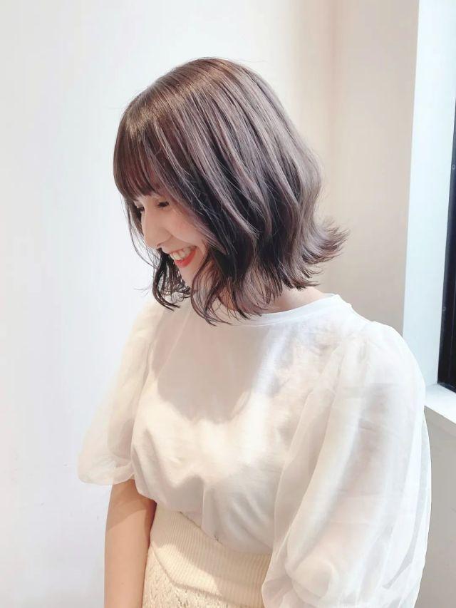 日本髮型推薦-2021年超人氣的10款髮色