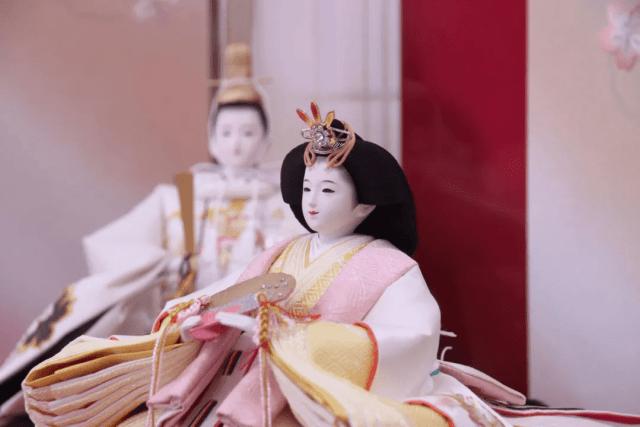 認識日本女兒節 娃娃
