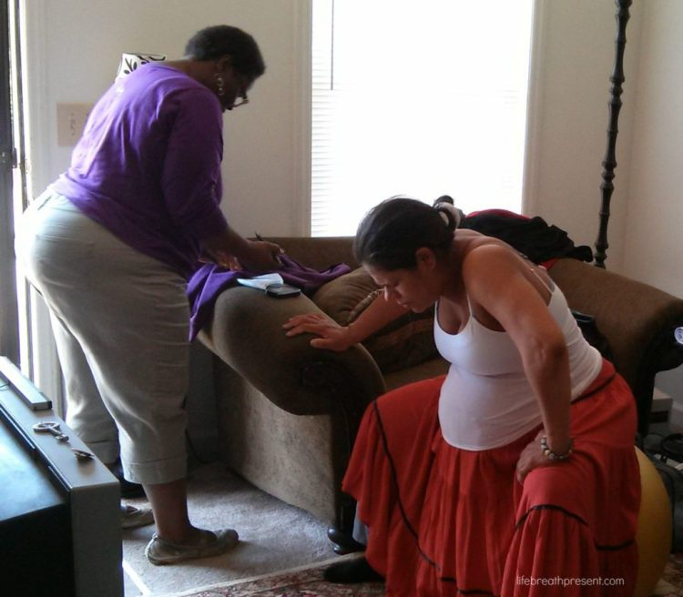 timing, contractions, labor, birth, pregnancy, doula