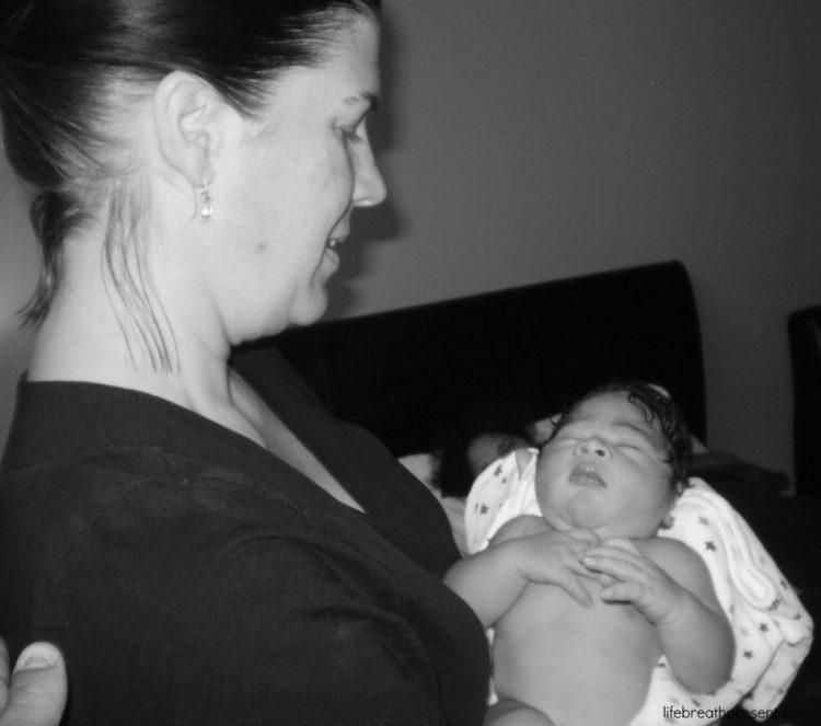 birth, midwife, carolina community maternity center, labor, baby