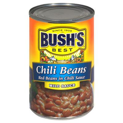 chili, beans, bush