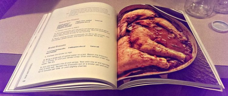 meat and potatoes, rahm fama, recipe book, meat recipes, cookbook, book review