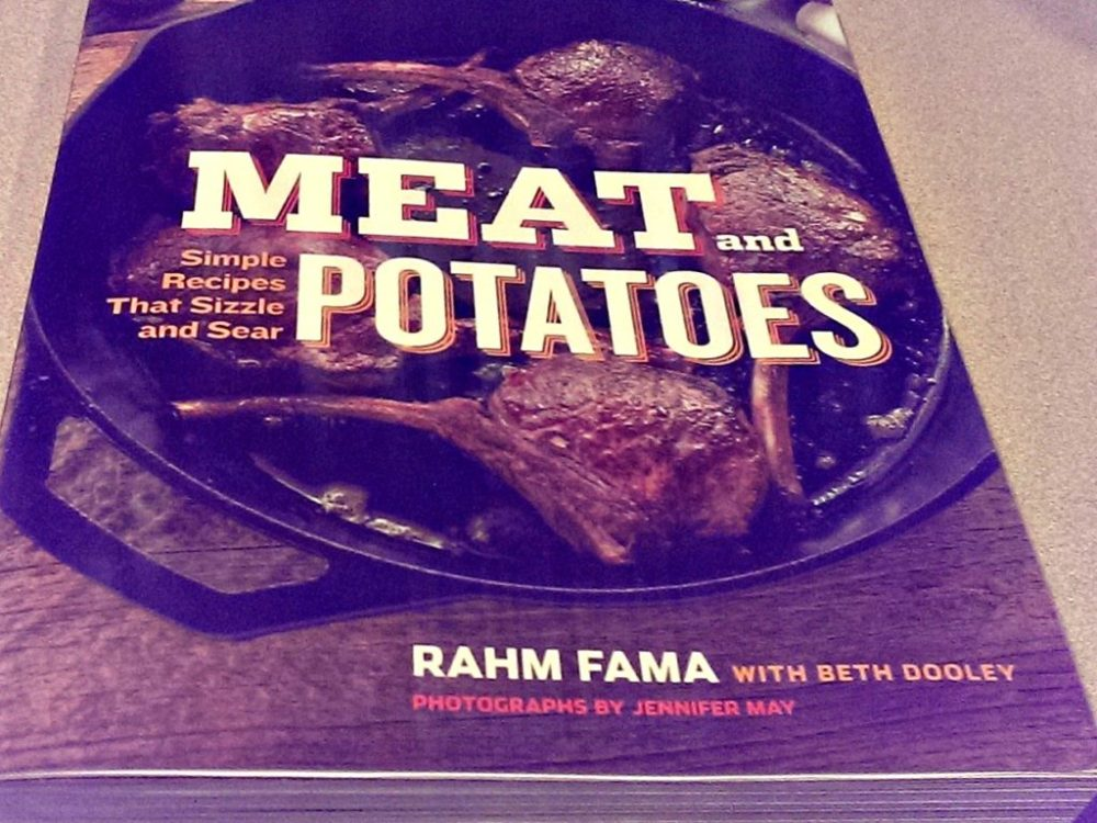 Meat & Potatoes – Recipe Book Review