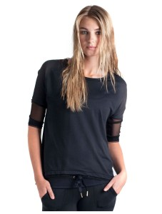 Sunday Morning Tee, activewear, alala, tee, shirt, women's, exercise, working out, gym, fitness