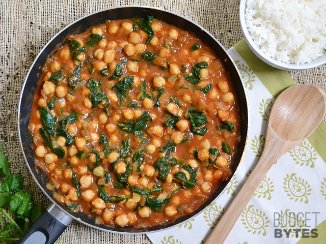 curry, vegetarian, vegetables, chickpeas, meatless meals