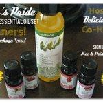 Blogger Opportunity – Puritan's Pride Jojoba Oil & Essential Oil Set