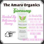Amara Organics Vitamin C Facial Cleanser