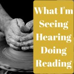 Seeing, Hearing, Doing, & Reading {July 2016}
