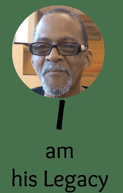dad, legacy, headshot, grief, loss, death, sad, parent