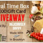 An Easy Dinner Solution {Giveaway}