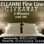 Mellanni Linen Giveaway {3 Winners}