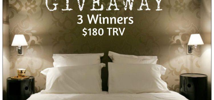 Mellanni Linen Giveaway {3 Winners}