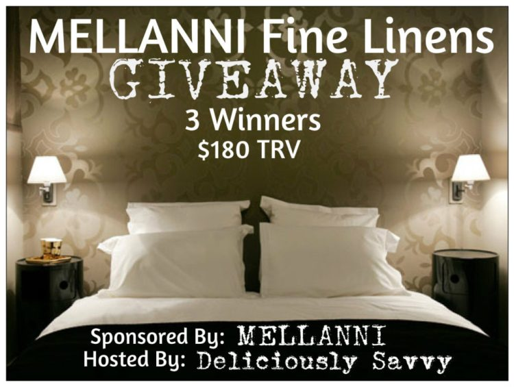 mellani, giveaway, deliciously savvy