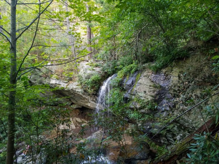 waterfall, forest, mountains, family, adventure, fun, travel
