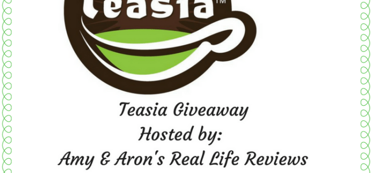 Tasty Teas by Teasia {Giveaway}