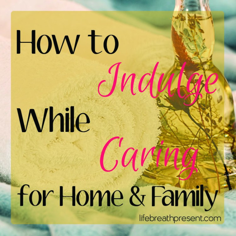 indulge, caring, home, family, podcast
