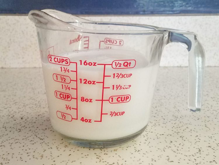 milk, measure, measuring cup, recipe, french vanilla coffee creamer