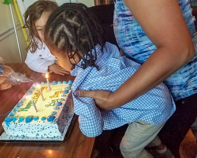 nephew, birthday, party, october, family, fun, 3
