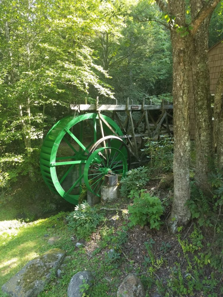 water wheel, old, green, forest, hiking, adventure, learning, travel, fun