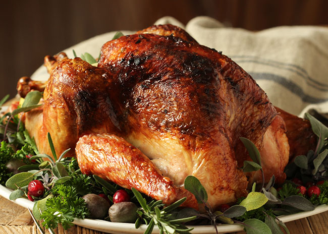 citrus, herb, turkey, roasted, thanksgiving, recipe, suburban soapbox