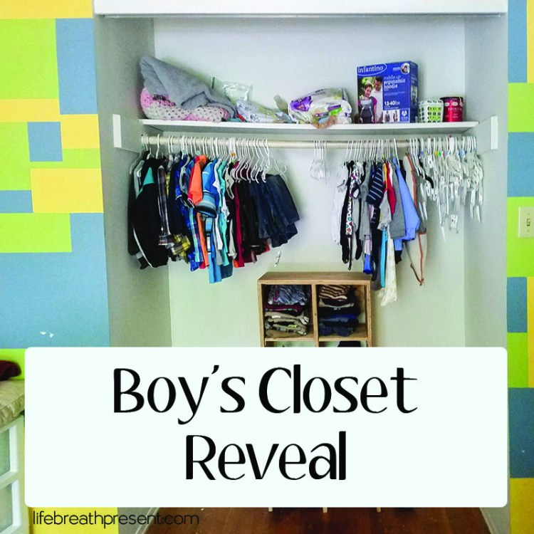 house, home, closet, reveal, diy, remodel, update, children, boys, room