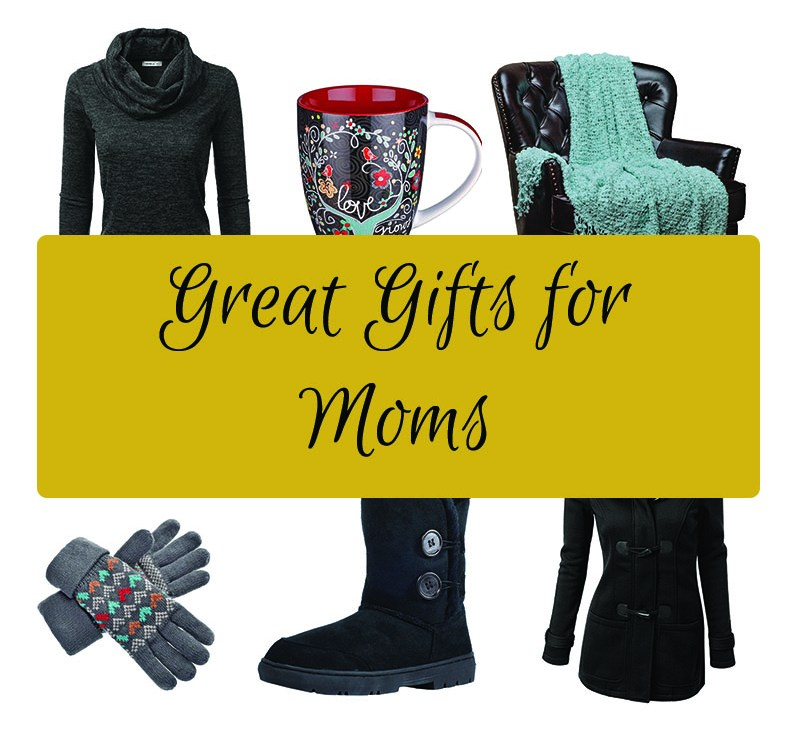 Winter Gift Guide for Stay-at-Home-Moms
