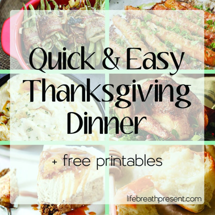 thanksgiving, recipe, meal, plan, printable, turkey, mashed potatoes, potatoes, cheesecake, caramel, apple, butter, rolls, green beans, bacon, carrots, parmesan, roasted, turkey, easy, quick