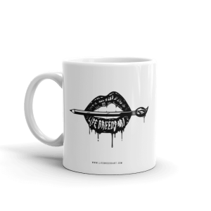 Eat Sleep Create Mug 11oz