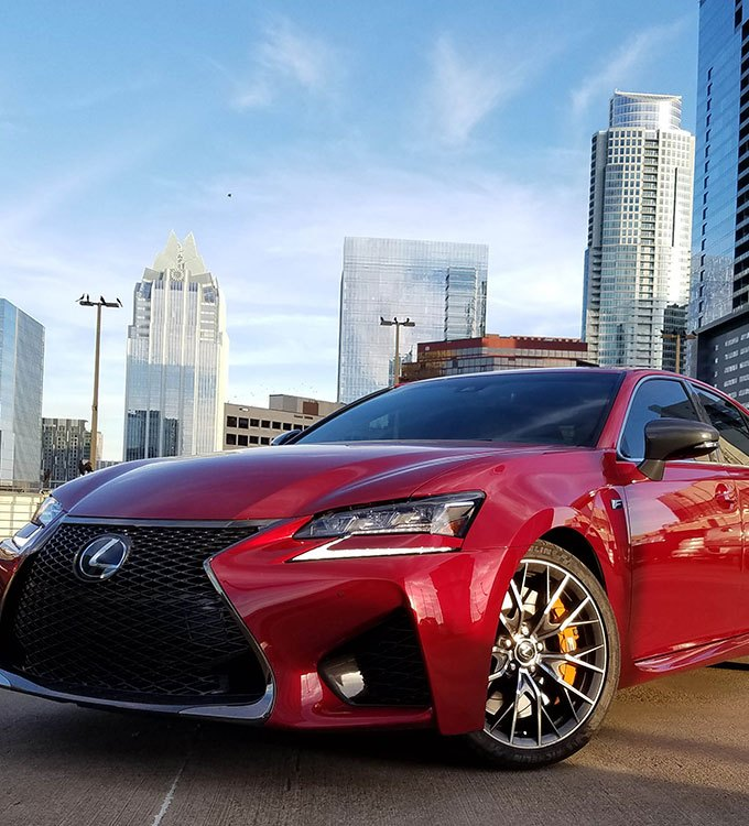 Why I Love the Lexus GS F