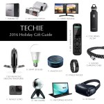Gift Guide For Men: 2016 – The Techie