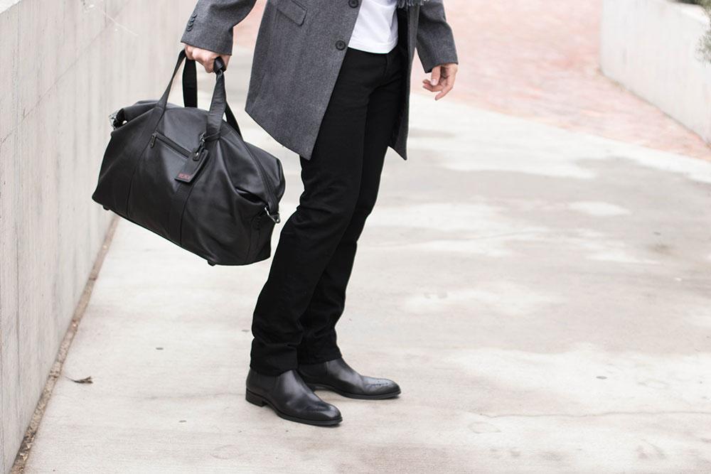 Donald J Pliner - Black - Chelsea Boots