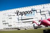 Zappos Moving Wall Austin Texas 1
