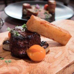 Beef Tenderloin - Castile- Hotel Zamora - St Petes Beach Florida