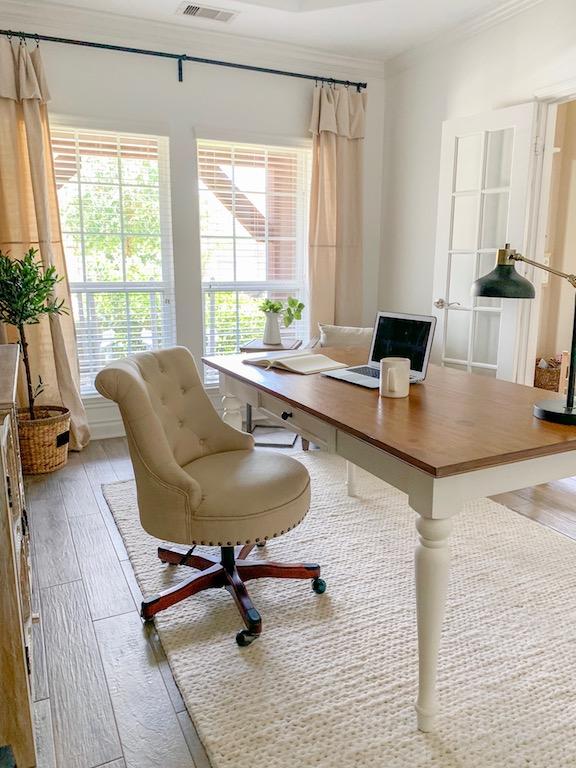 Modern Farmhouse Office Chair : modern, farmhouse, office, chair, Modern, Farmhouse, Office, Removable, Wallpaper, Leanna
