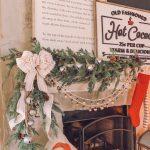 How To Make A Christmas Wreath Bow Diy Life By Leanna